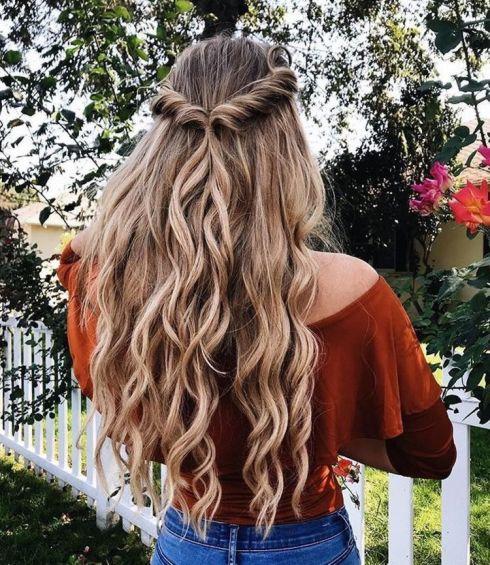 hair homecoming 2018